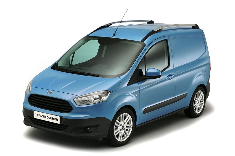 Il Ford Transit Courier 2014