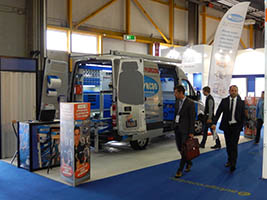 02_Autopromotec 2015 stand Syncro System Bologna